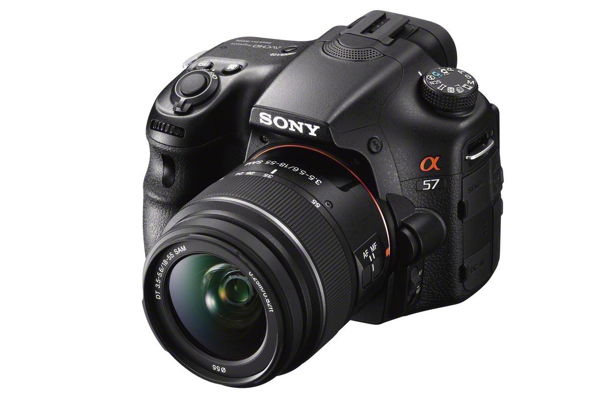Sony opruster med spejlrefleks | Digitalfoto.dk