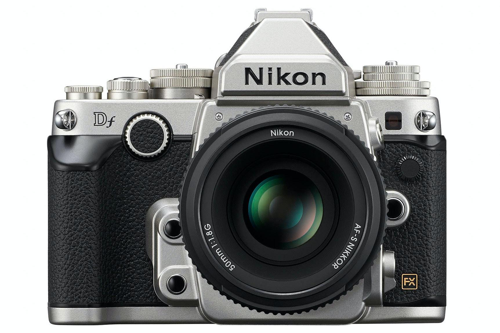 gamla nikon objektiv på nya kameror