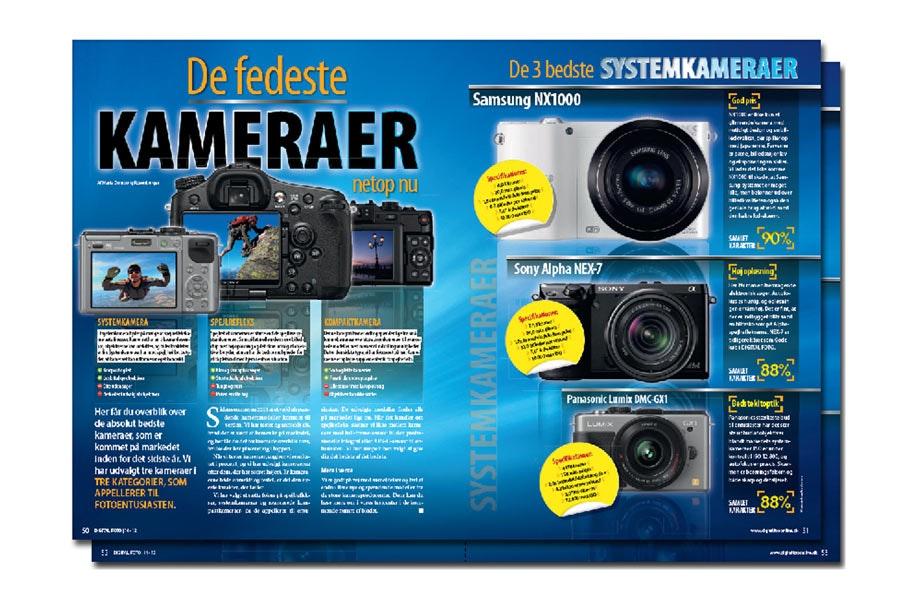 bedste sony kamera