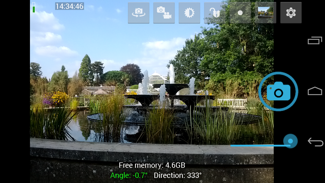 roliga fotoappar android