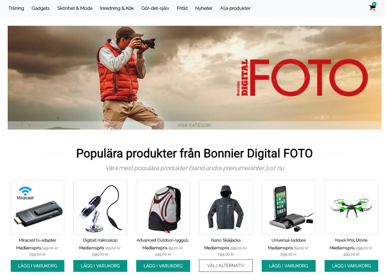 Flexibel fotoryggsäck – Moreshop Sverige