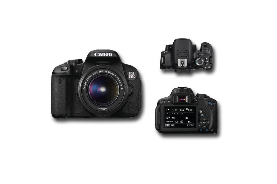 Førsteinntrykk Canon EOS 650D – Fotografi