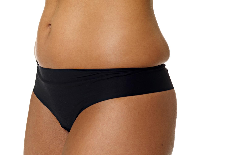 träna bort fett på ryggen