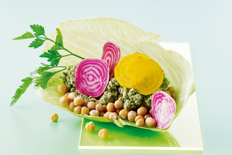 Kålwraps: Veggie-wrap | Iform.dk