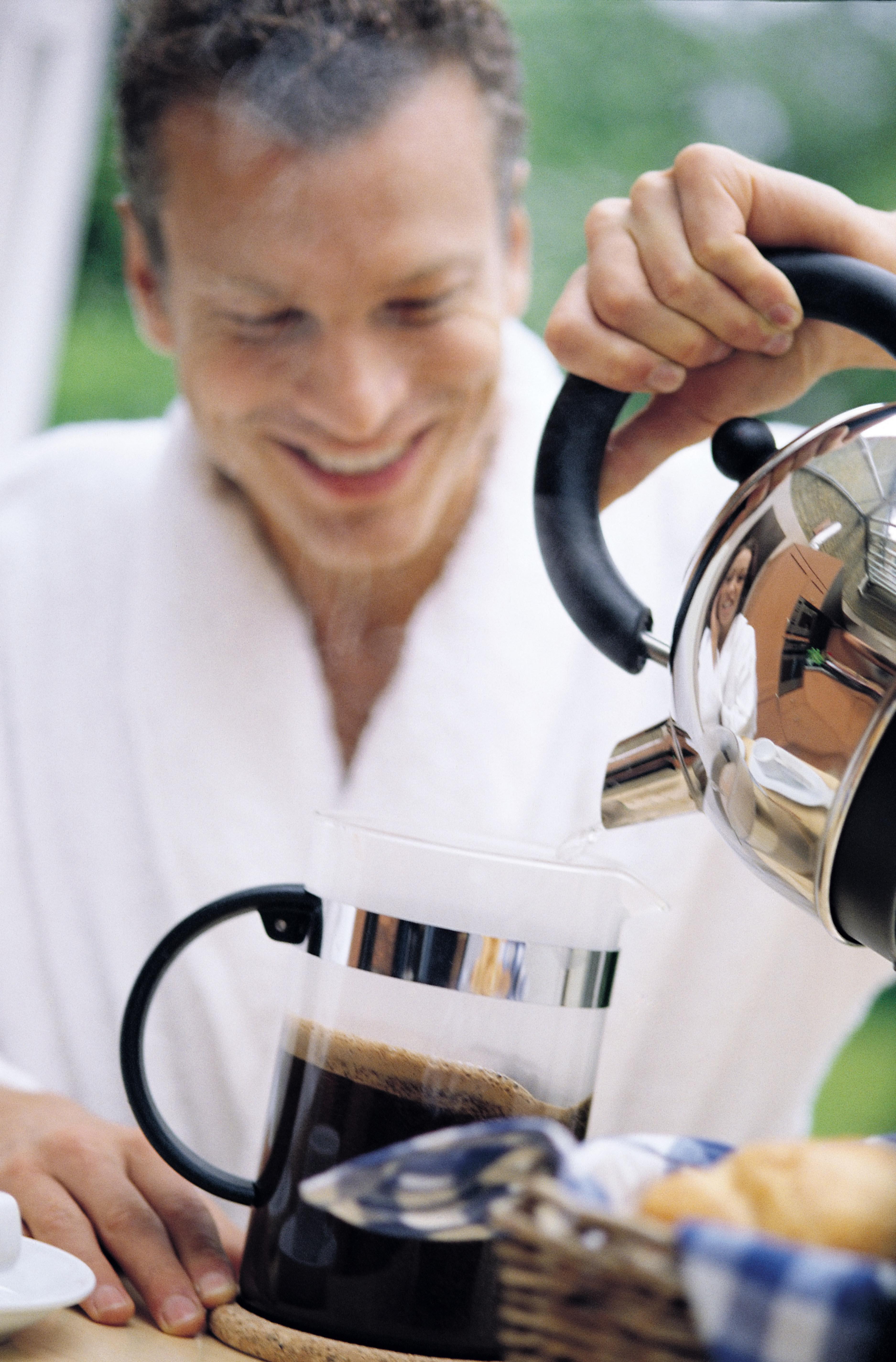 hur påverkar koffein kroppen