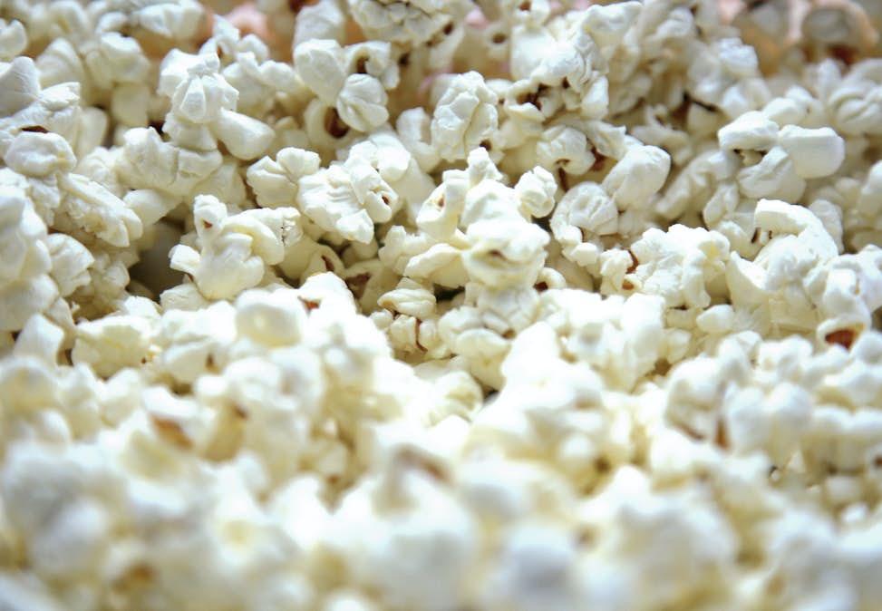 poppa popcorn utan olja