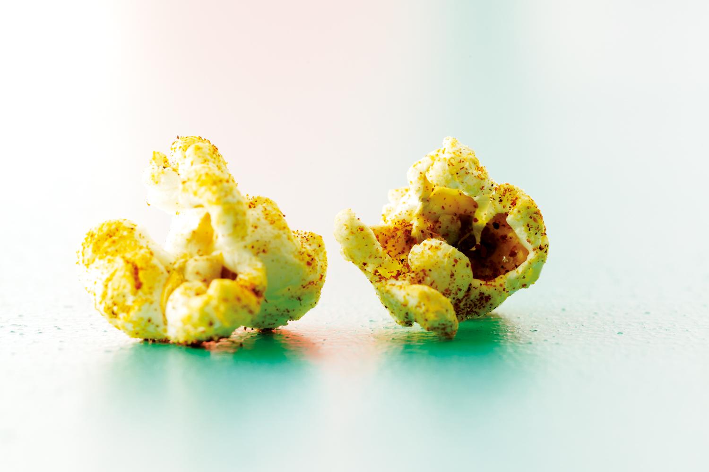 kalorier popcorn utan fett