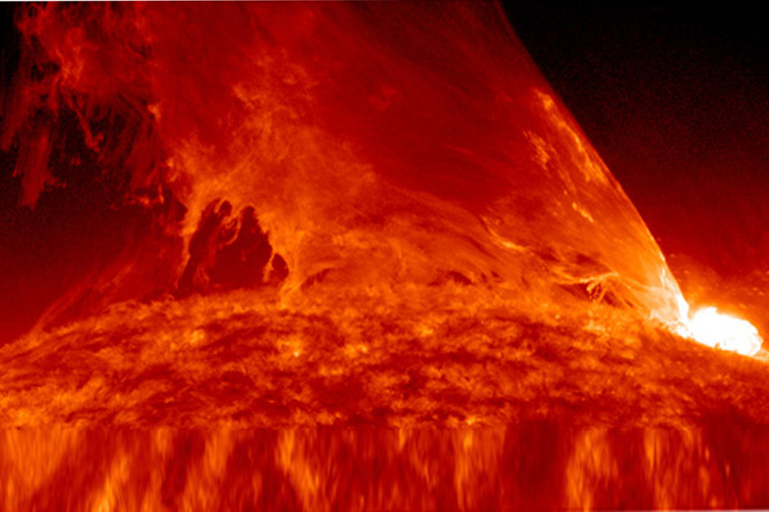 solar storm meaning - photo #2