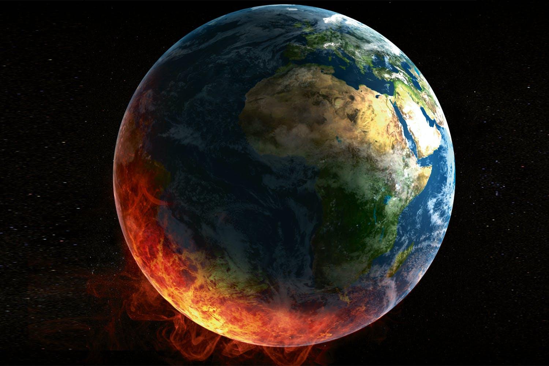 jordens utveckling