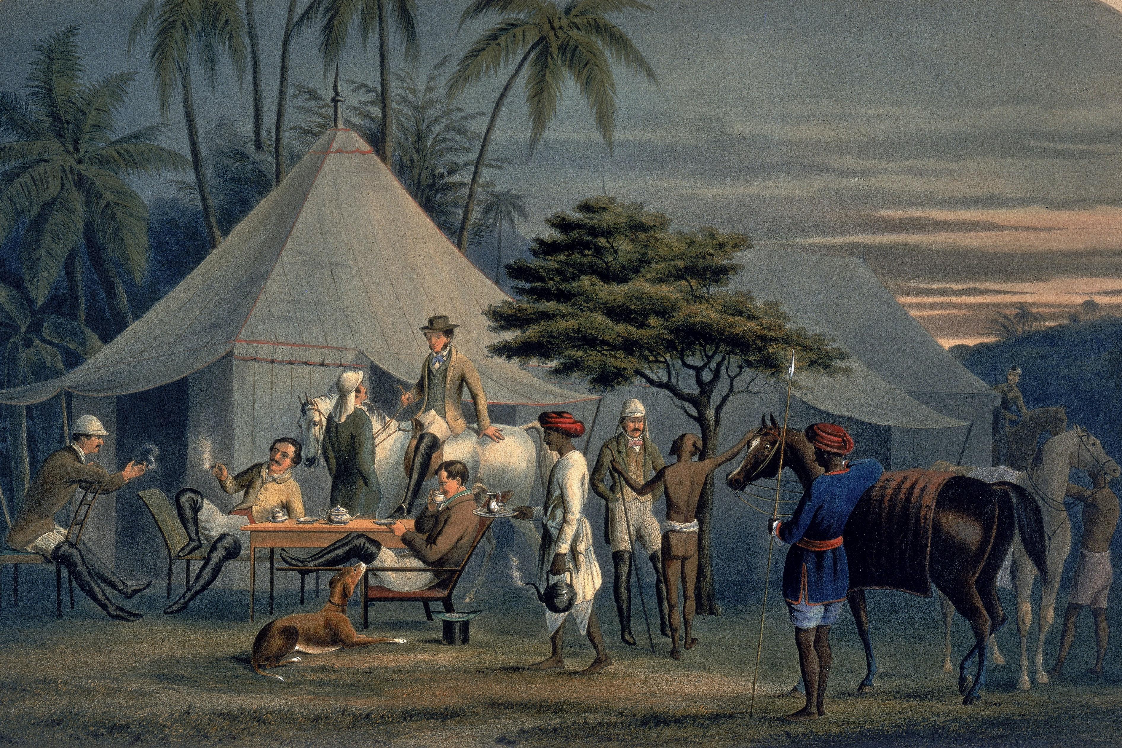 engelske kolonier