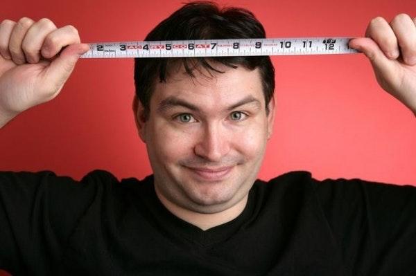 Størrelse af største penis