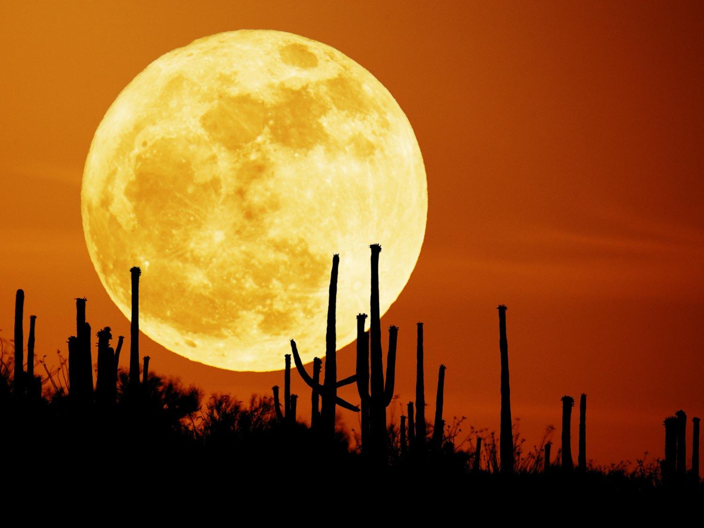 universet solsystemet maanen hvorfor skifter maanen farve