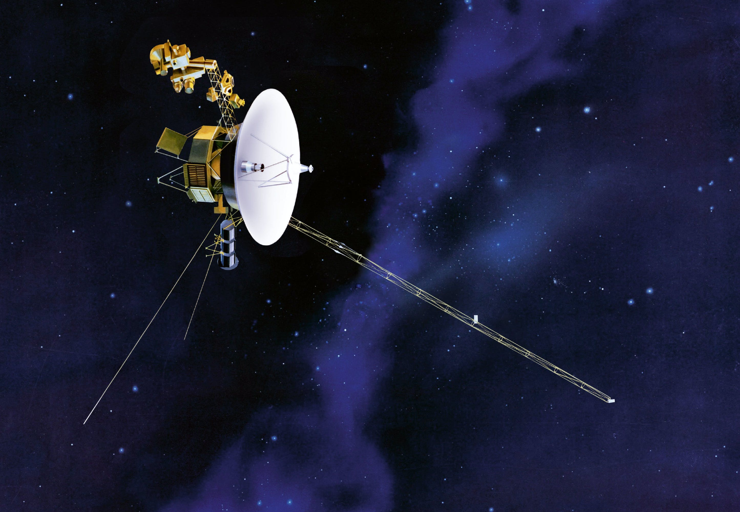 voyager 1 pic of mars - photo #11