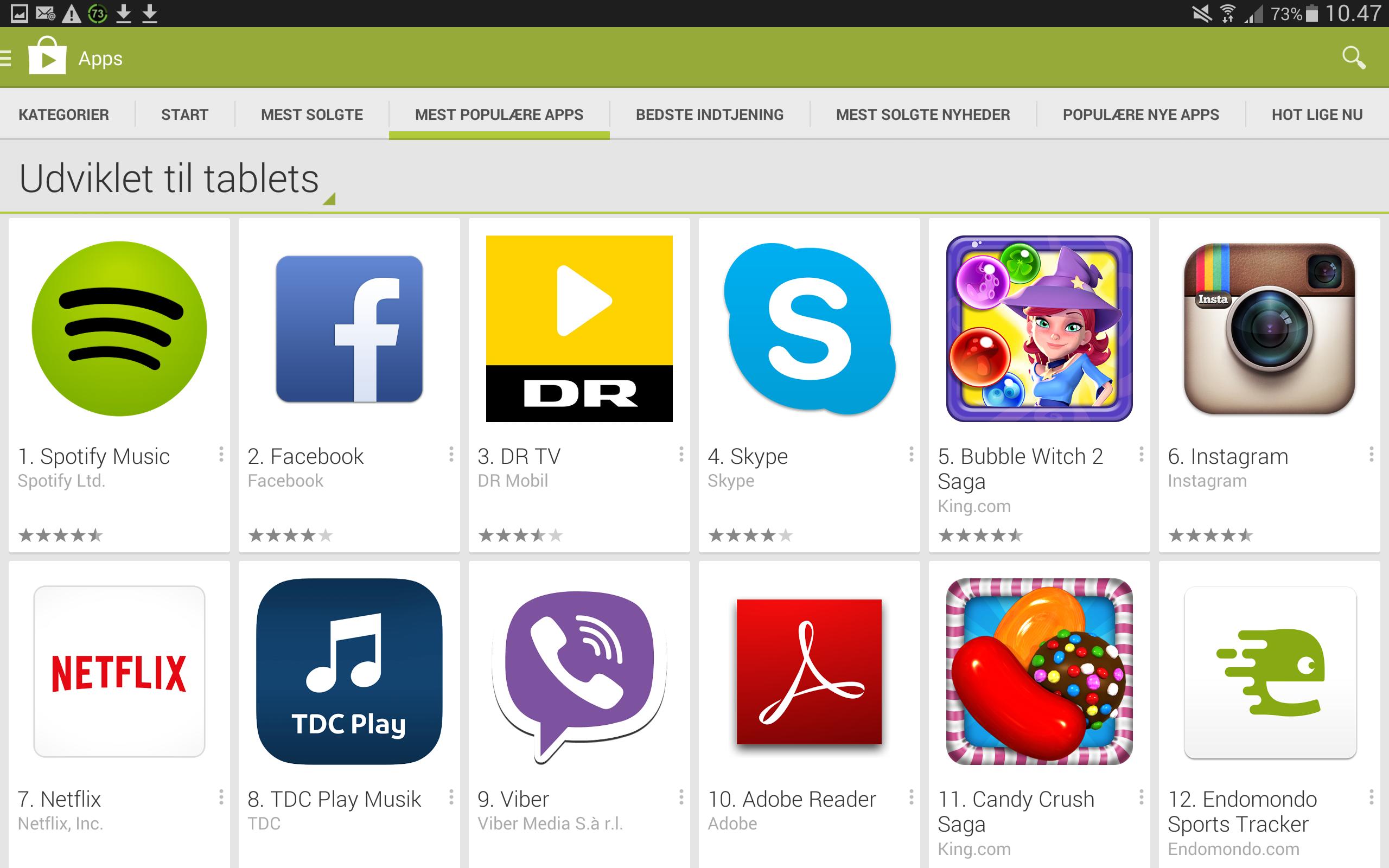 Google Play Butik har flere apps end App Store   Komputer.dk