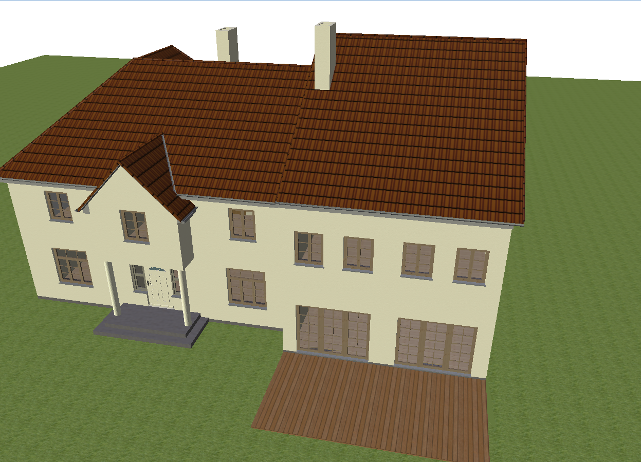Innred boligen med ashampoo home designer pro 3 - Home designer pro ...