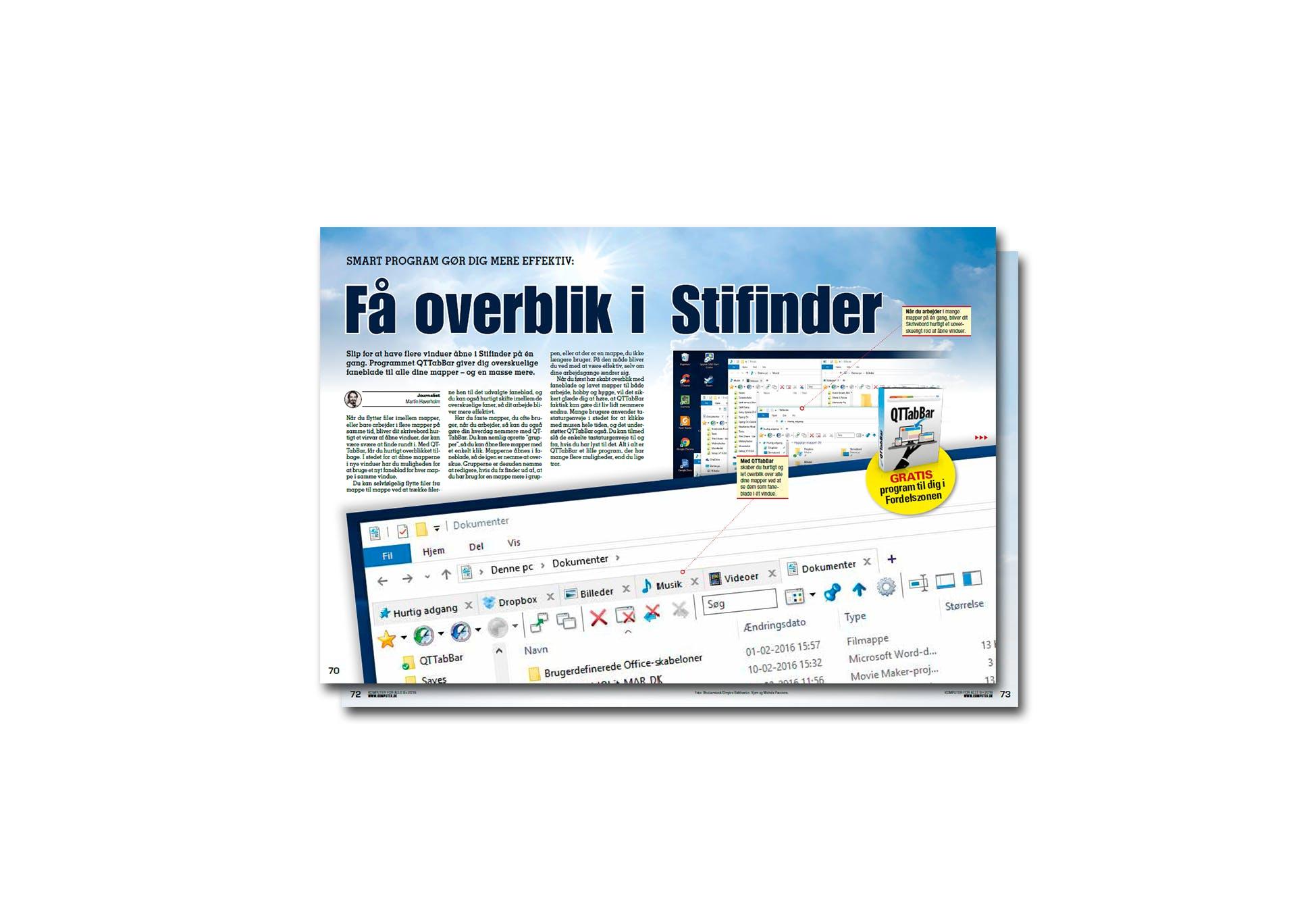 Flot pauseskærm på din computerskærm | Komputer.dk