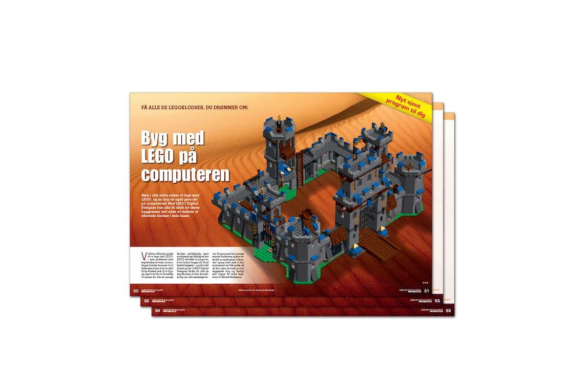 Byg Lego På Din Computer Komputerdk
