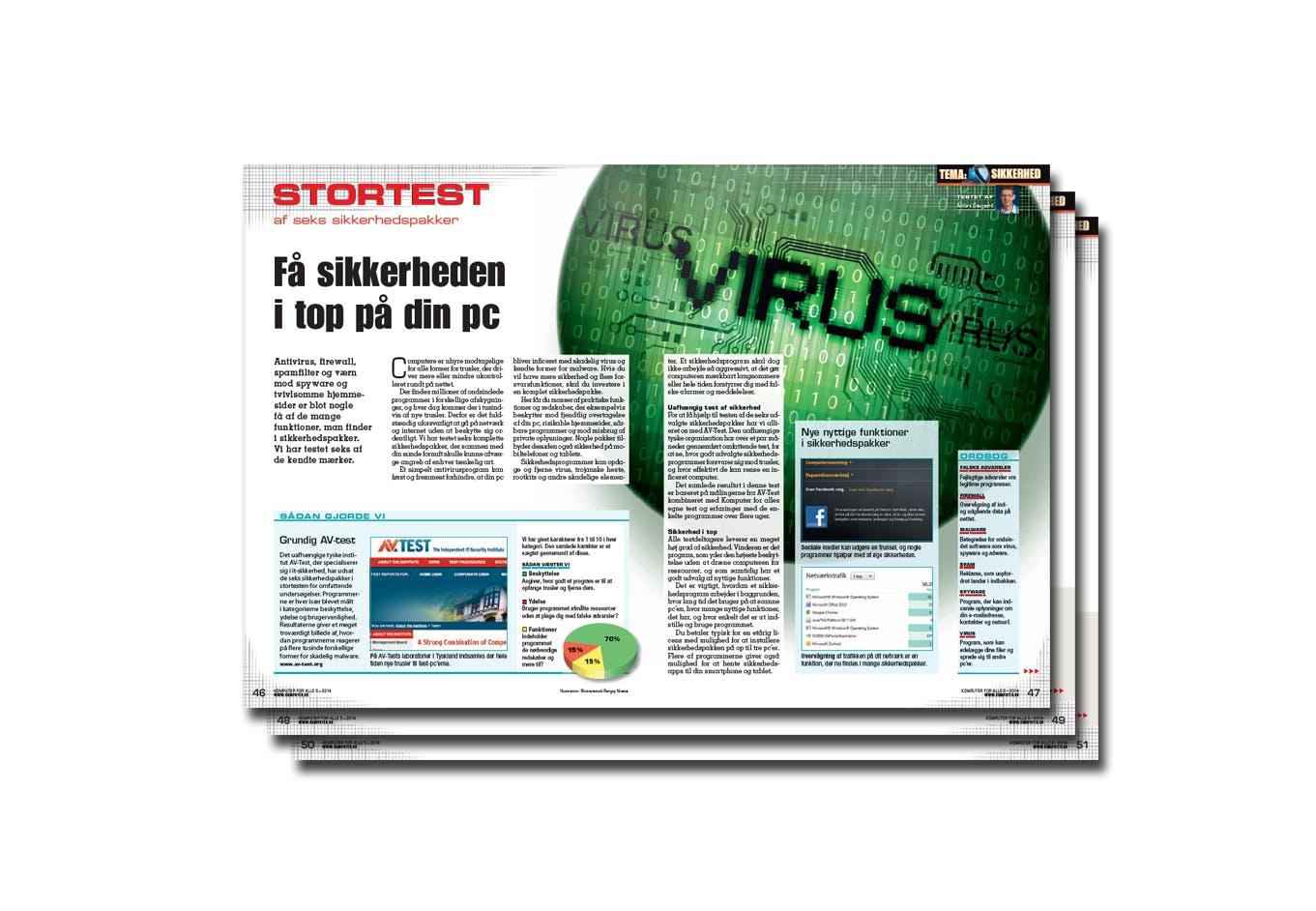 Find det bedste antivirus-program til Windows 10 | Komputer.dk