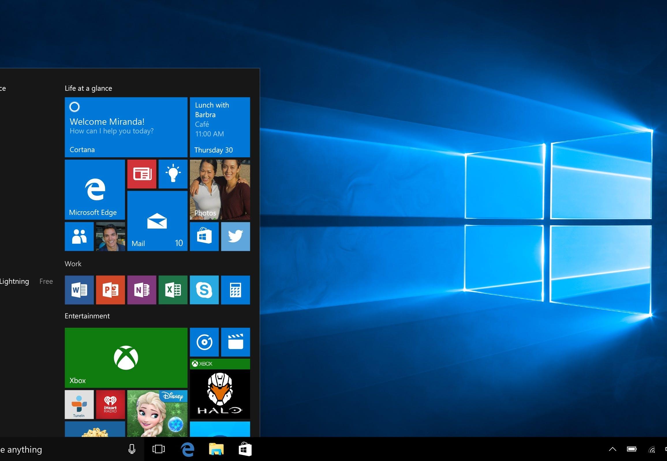 Windows 10 Ilmainen