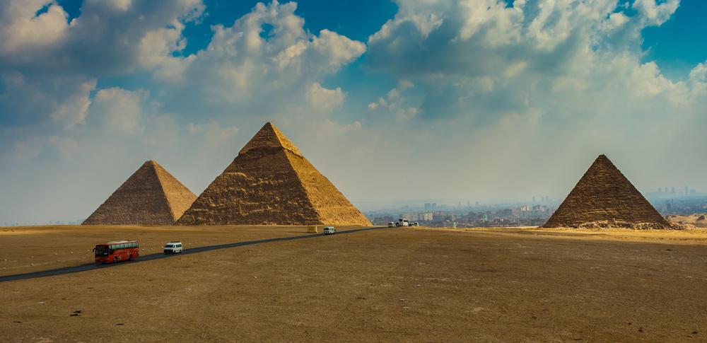 Sex roliga pyramidfakta | Natgeo.se
