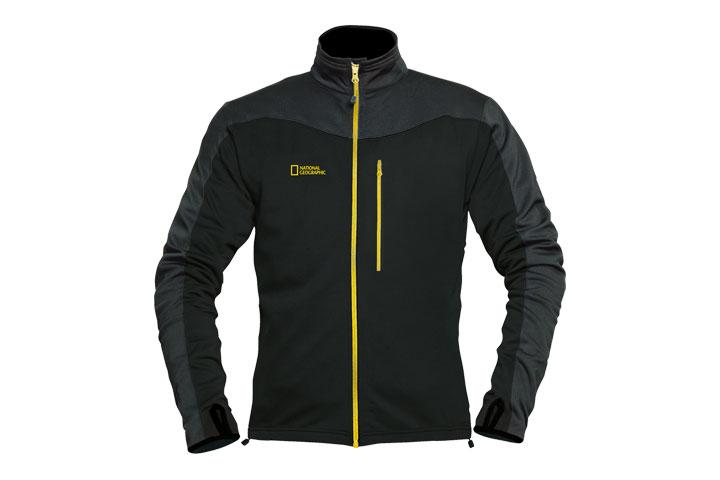 Nano softshell jakke til kjølige dager   Natgeo.no