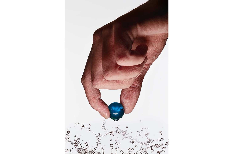 skrynkliga fingrar utan vatten