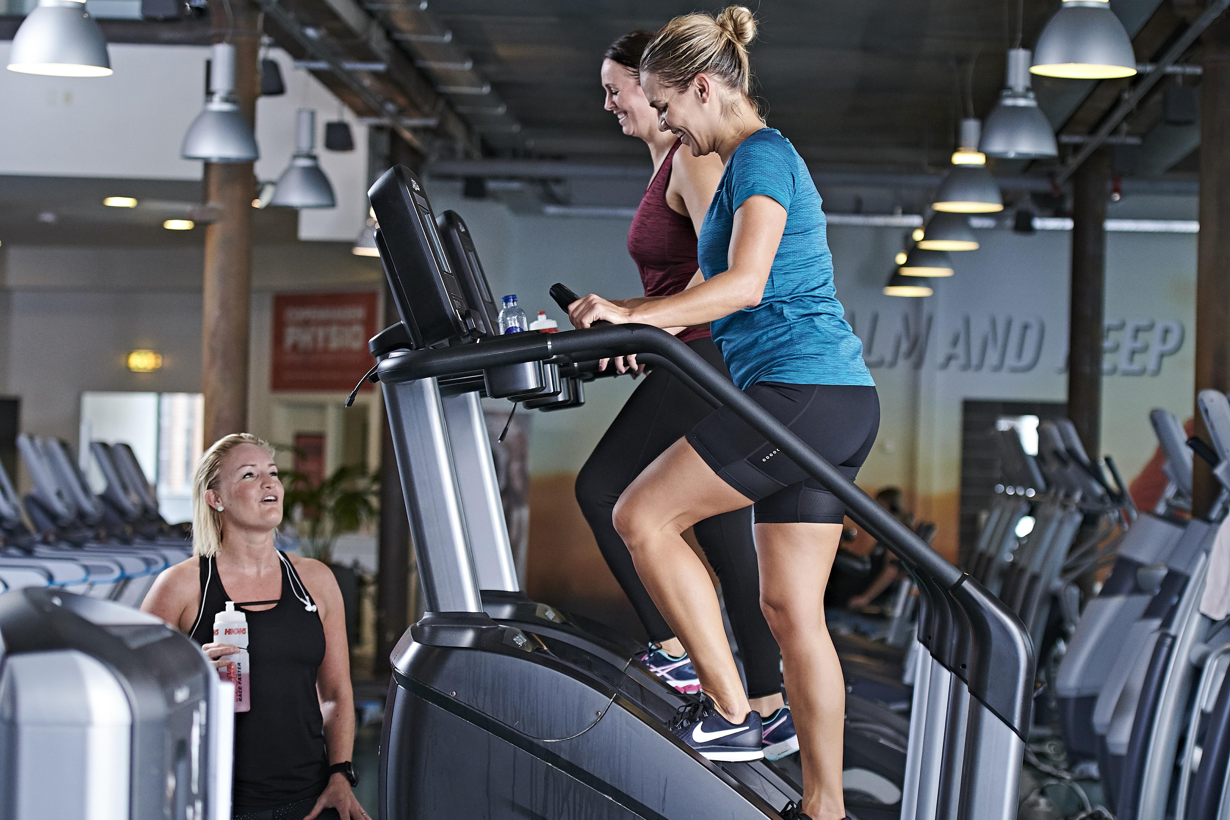 Guide: Kend dine fitnessmaskiner | Iform.dk