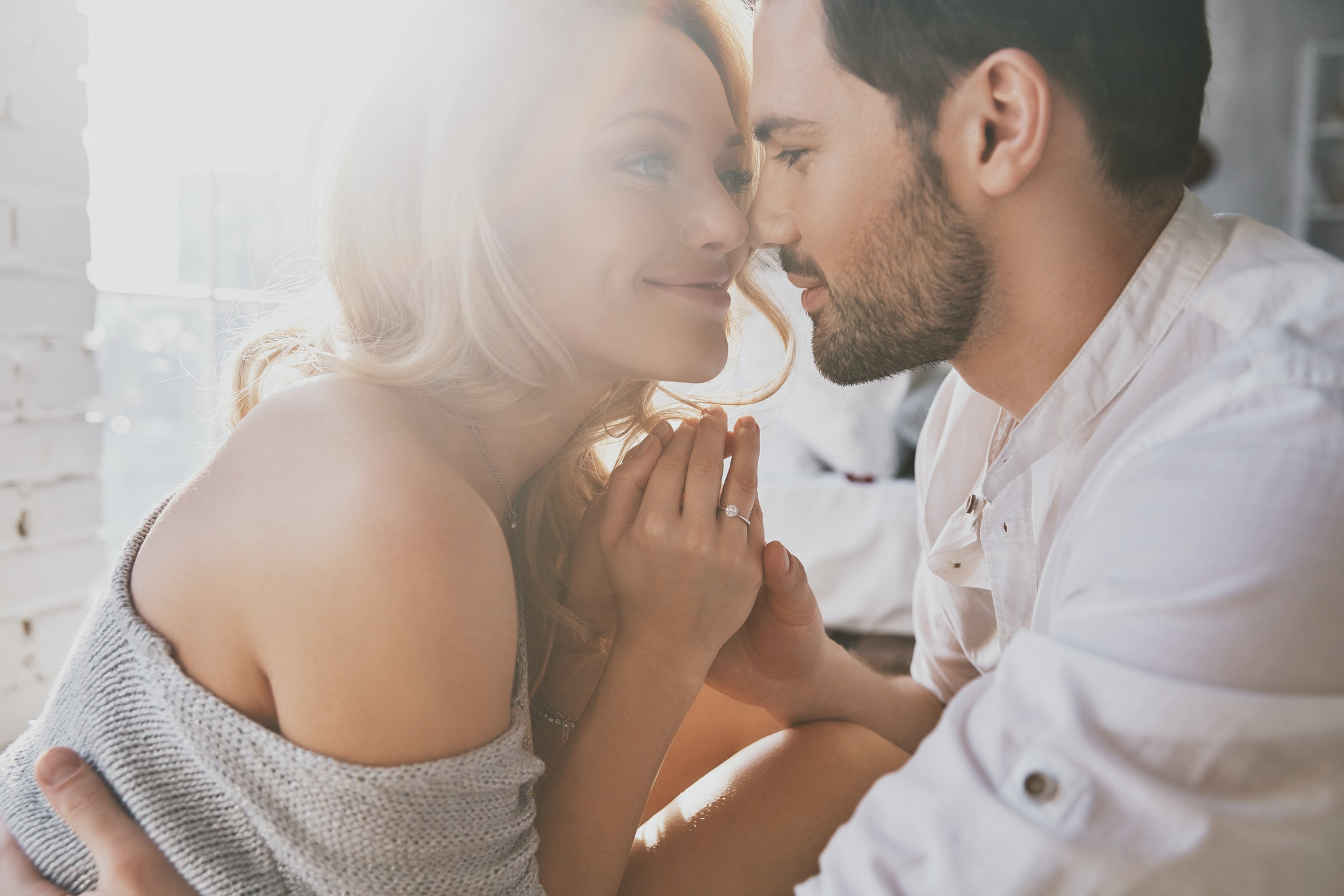 hvordan ved man at man er forelsket