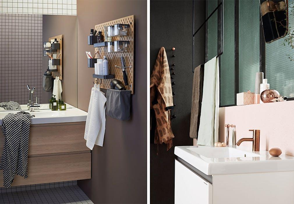 Storslått 10 tips til å innrede små bad | Boligpluss.no ID-31