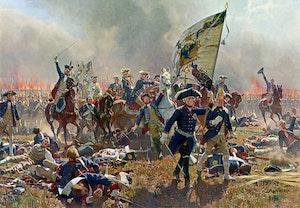Fredrik den store sjuarskriget slaget vid zorndorf 1758  foyic231 hruhomfbp1kq