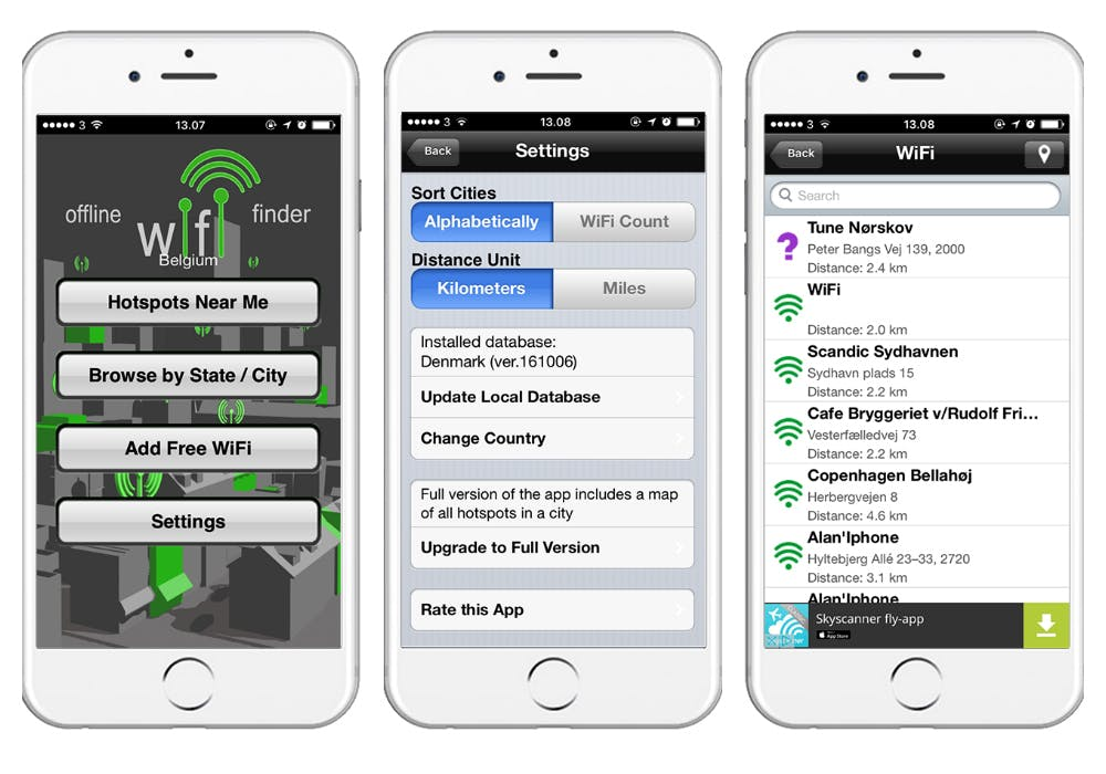 tech gadgets ny gratis dansk app giver dig flere skejser til byturen