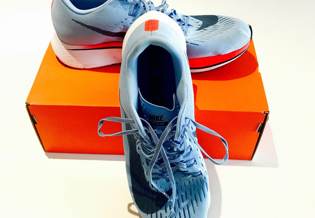 new products 920be 2392b Produkttest  Nike Zoom Fly   Aktiv Träning