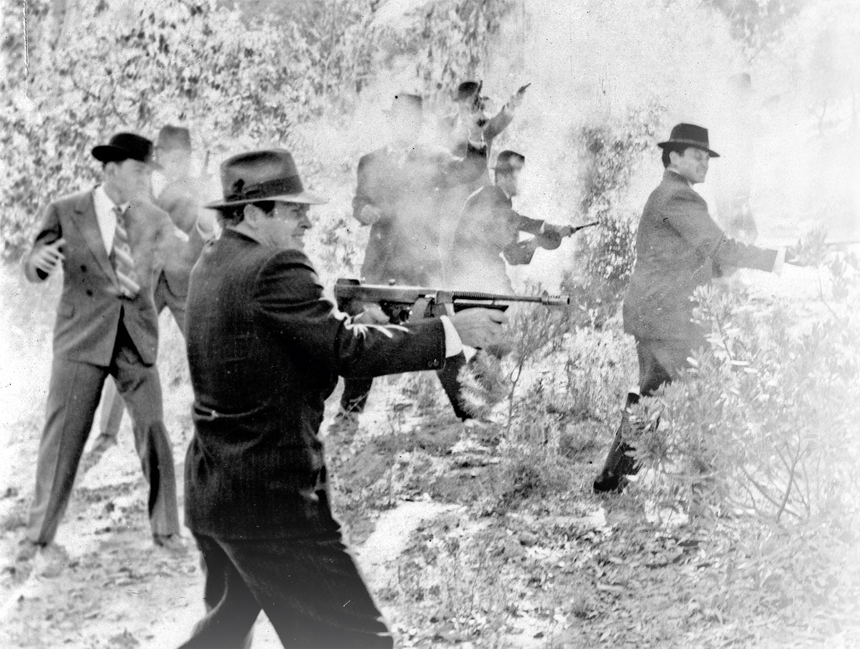 Hvorfor brugte gangstere Tommy Guns? | Historienet.dk