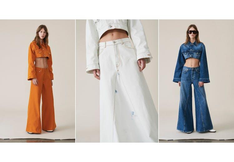 a1d9f985 Ganni med kule jeans | Costume.no