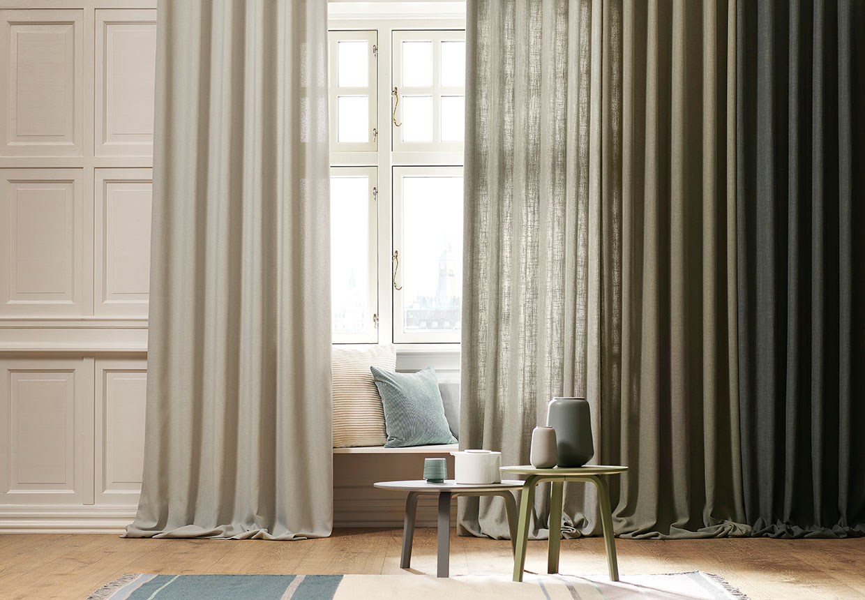 De mest yndefulde gardiner for Gardiner design