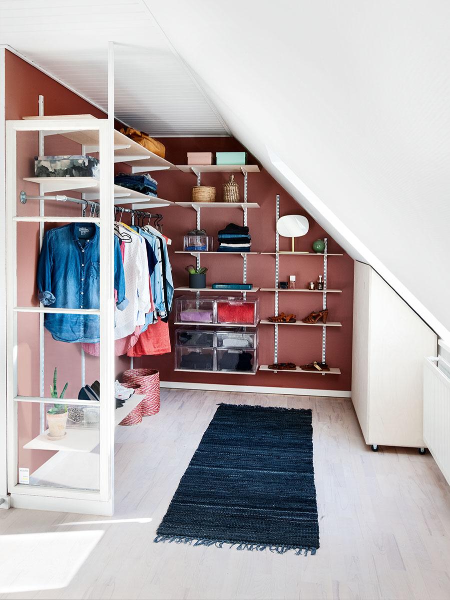 Garderobe: Så enkelt får du mer garderobeplass | Tara.no