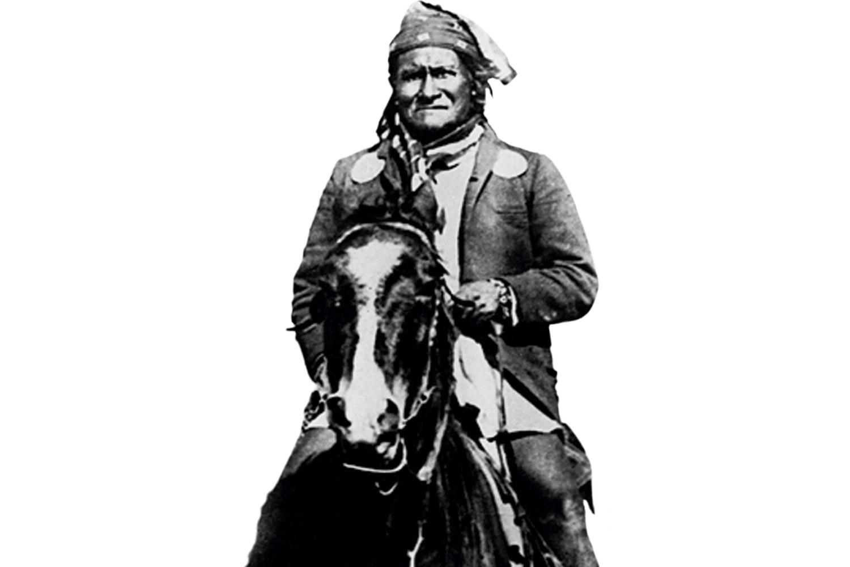 sivilisasjoner nordamerikanske indianere hvordan gikk det med geronimo