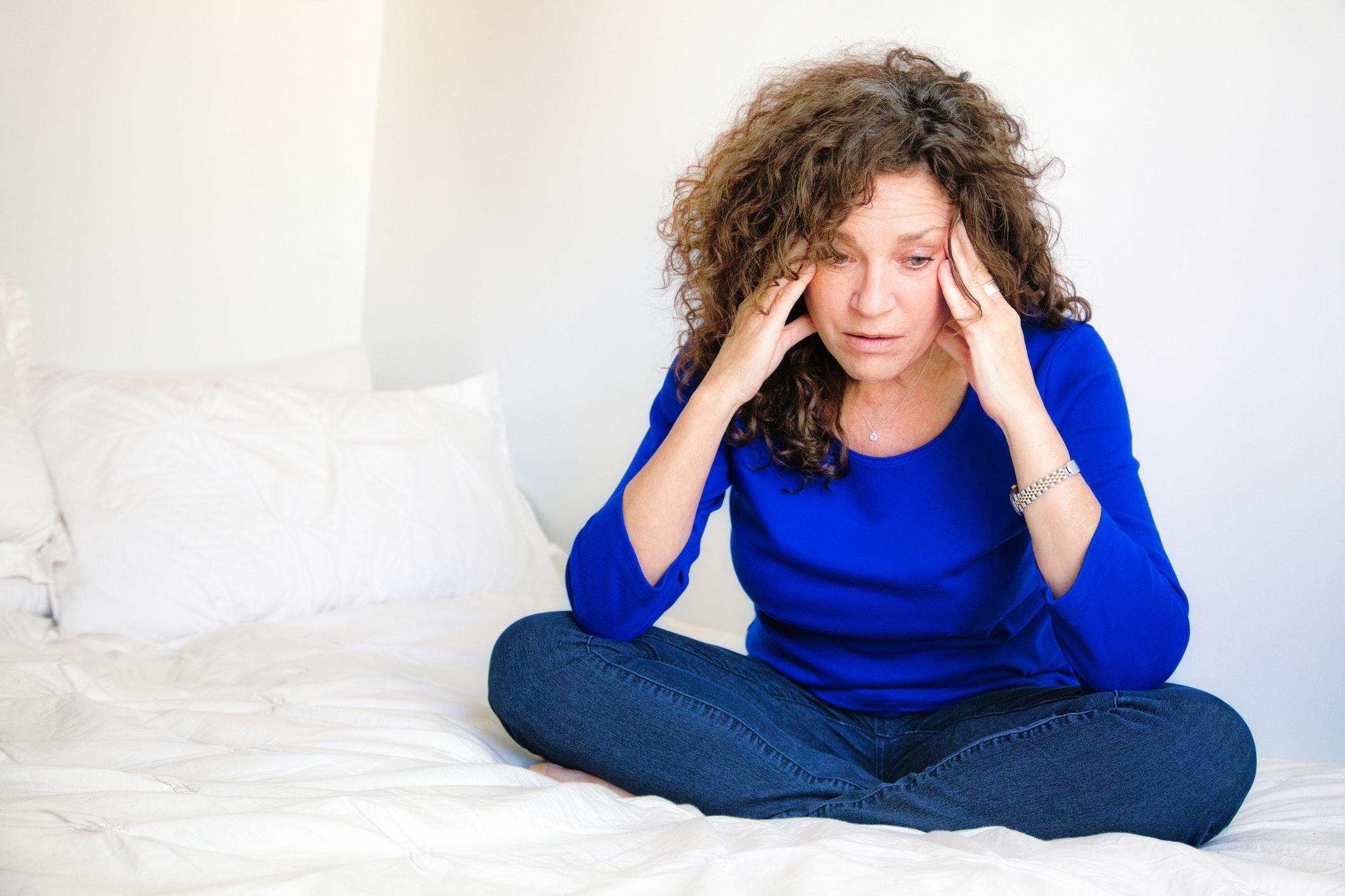 smerter i brystene etter overgangsalder
