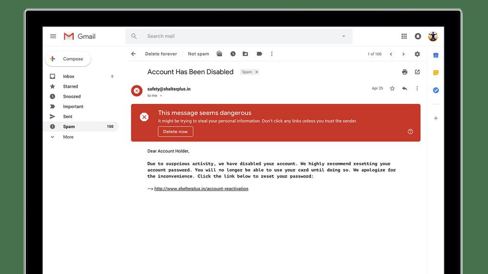 Gmail Ilmoitus Saapuneesta Viestistä
