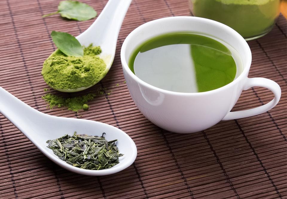 bedste grøn te