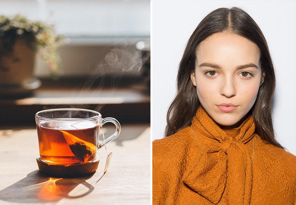 hvad gør grøn te ved kroppen