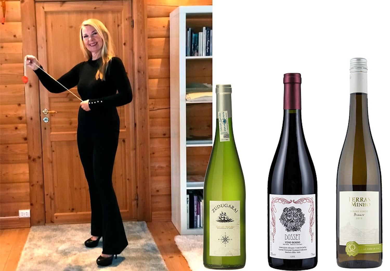 alkoholfritt vin kalorier