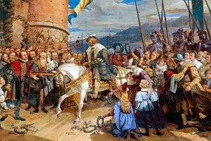 Gustav vasa intaget i stockholm 1523 bvkafsoexa yf2diitku5g