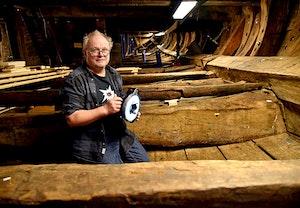 Hakan thoren ombord vasaskeppet arkeolog q5ceg3rmwnkzyj5dqfjhuw