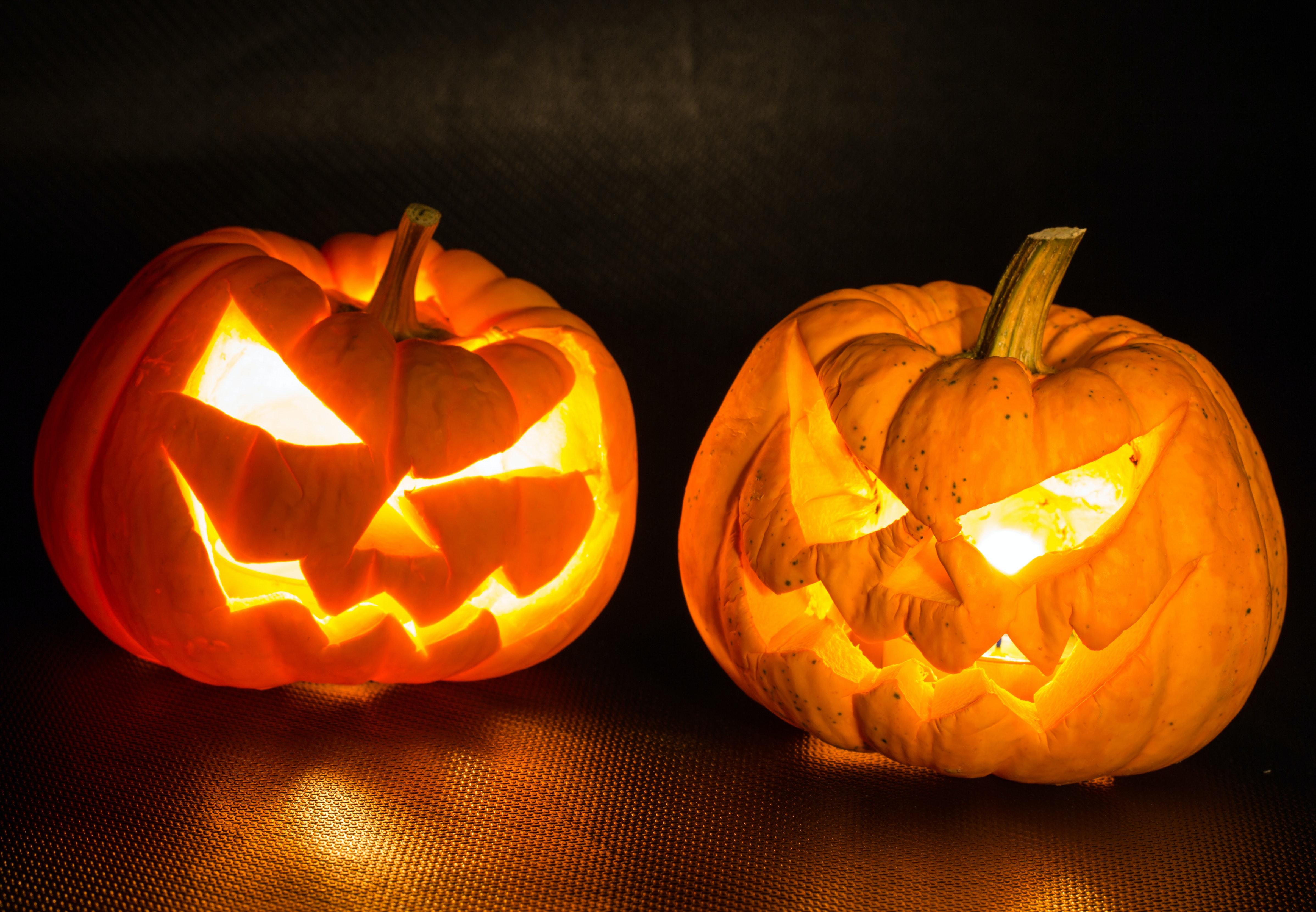 hvorfor holder vi halloween