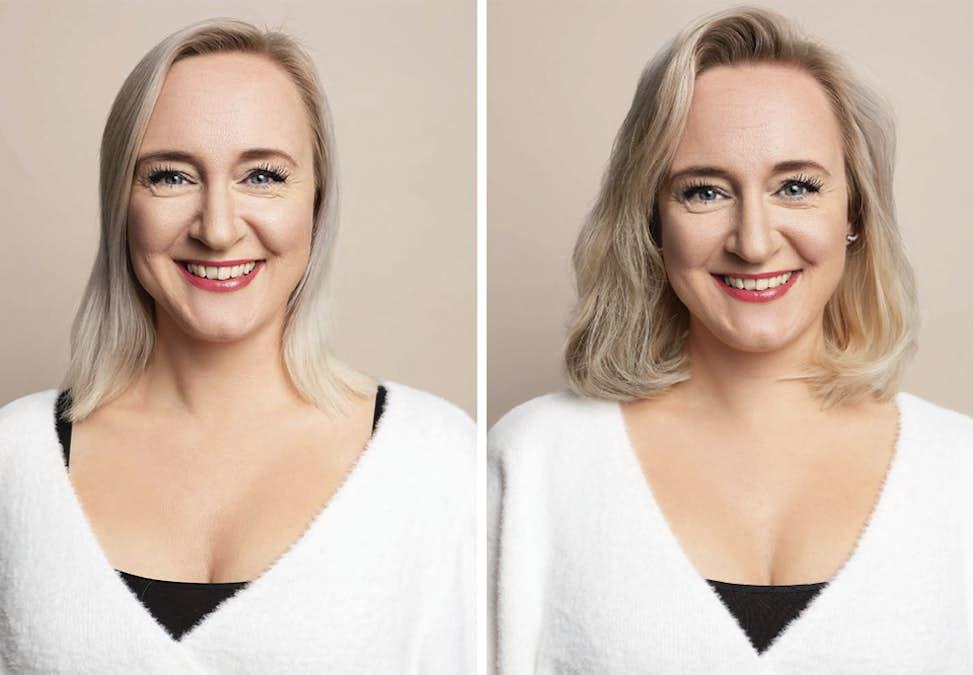 Kvinder over til 50 frisurer 10 frisurer