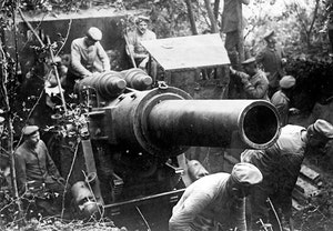 Haubits tysk 30 cm forsta varldskriget 1xksnihhinlou5lu9qqztq