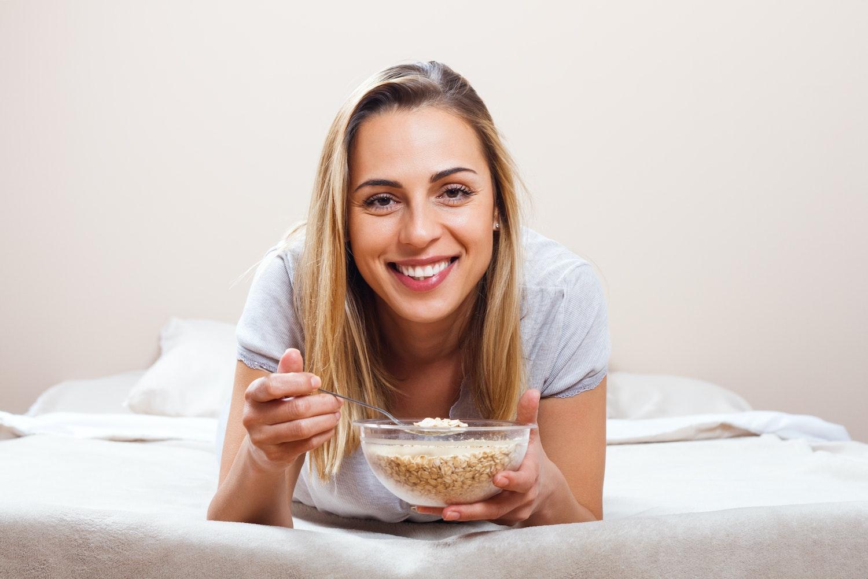 huvudvärk efter måltid