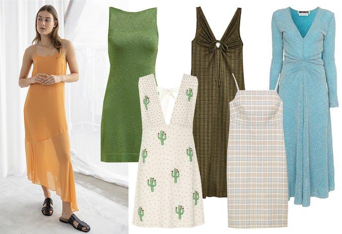 cf95f3acd Festkjoler: Shop 50 smukke kjoler til fest | Costume.dk