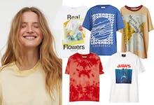 d62322542776 Her er alle sommerens flotteste T-shirts